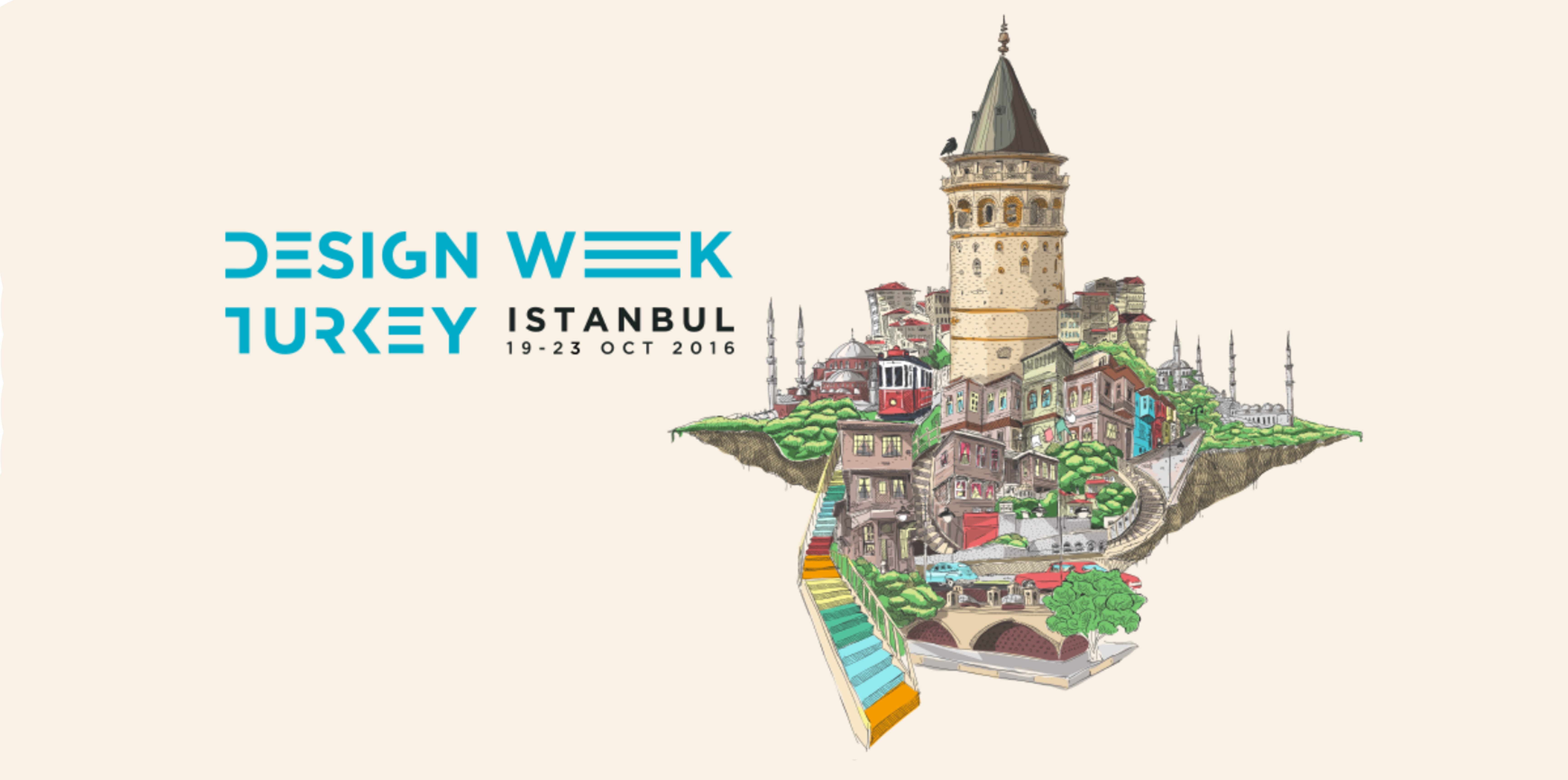 Design Week Turkey 2016 Begins